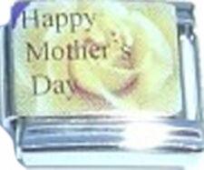 Italian Charm Happy Mother's Day Rose Family Love