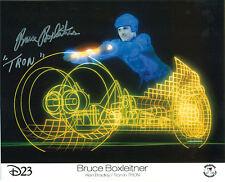 Bruce Boxleitner as TRON  8 x 10 Autograph Reprint #2