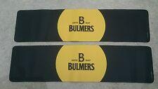 X3 BULMERS CIDER BAR RUNNERS HOME PUB/BAR/MANCAVE