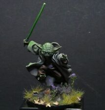 Classic 1:24 Scale Star Wars Yoda 75MM Miniatures Unpainted Resin Model Kit Figu