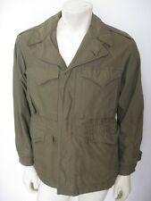 Vintage M-1943 M-43 Field Jacket OD Green Size 36 R