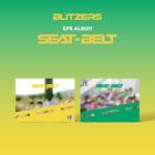BLITZERS - Seat-Belt (2nd Mini) CD+84p Photobook+Photocard