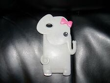 Bath & Body Works iphone 4 / 4s ELEPHANT PHONE CASE COVER EUC HTF