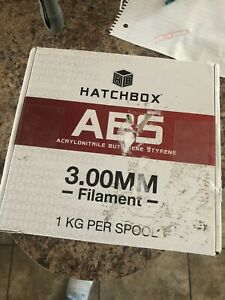 hatchbox abs 3.00mm