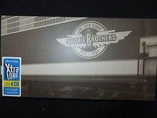 RARE COFFRET 4 CD THE DOOBIE BROTHERS / LONG TRAIN RUNNIN / 1971 - 1999 /