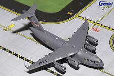 GeminiMACS USAF Boeing C-17 Globemaster III Memphis ANG GMUSA070 1:400 Reg#30600