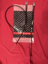 Bmx Odyssey (Gen 1) Upper Low Gyro Cable Set,New Old Stock,old School