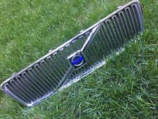 1999 - 2003 VOLVO S80 OEM Factory Chrome Grille 9178087 Grille