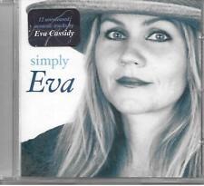 Eva Cassidy Simply Eva UK CD