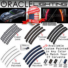 ORACLE LED SideMarkers for 14-19 Chevrolet C7 Corvette - Clear & Tinted - #2392