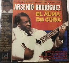 RARE 6cds Salsa ARSENIO RODRIGUEZ El Alma De Cuba Grabaciones Completas 1940-56