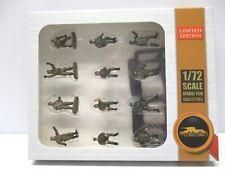 MODELCOLLECT 1/72 Russe Moderne Crew & Soldier Set avec armes Set-Kaki AS72077