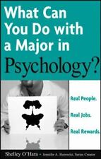 What Can You Do with a Major in Psychology , What Can You Do with a Major in Psy