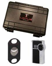 Lotus LGS5100 Genesis Big Daddy Cutter Gift Set Black Lighter Warranty