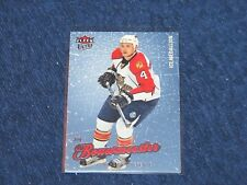 JAY BOUWMEESTER FLORIDA PANTHERS 2008-09 ULTRA #31 ICE MEDALLION 025/100 (H-235)