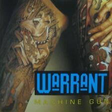 Warrant(CD Single Promo)Machine Gun-Columbia