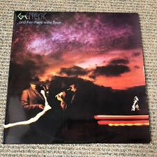Genesis - ...And Then There Were Three - Scarce 1978 Portuguese 11trk vinyl LP
