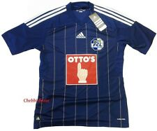 2edce29a9890 Adidas FC Luzern Fußball Home Trikot Sport Shirt ClimaCool Blau Gr S XL NEU