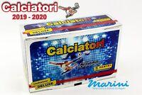CALCIATORI PANINI STAGIONE 2019 2020 GIFT BOX DELUXE 60 BUSTE DI FIGURINE PANINI