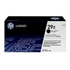 Toner negro HP Nº29x - 5000-5000n-5000gn 10000 paginas.