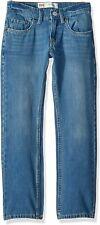 Levi's Boys' 511 Slim Fit Soft Blue Jeans Size 8 Reg (24W x 22L) New