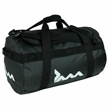 Cargo Duffle Bag Waterproof Holdall Sports Gym Training Camping Travel 45 Litre Black