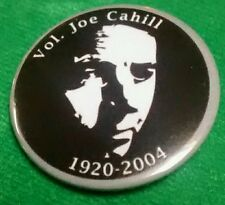IRISH REPUBLICAN VOLUNTEER JOE CAHILL BADGE BELFAST BRIGADE LONG KESH SINN FEIN