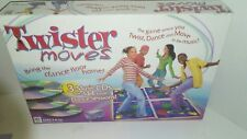 Milton Bradley Twister Moves Game 3 Music CDs With 144 Dance Sessions!