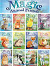 Magic Animal Friends 1-12 Lucy Longwhiskers Gets Lost +Daisy Meadows (Paperback)