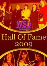 WSU Womens Wrestling - Hall of Fame 2009 DVD Sunny Missy Hyatt Tammy Sytch