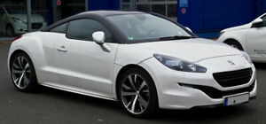Peugeot RCZ breaking used parts for spares
