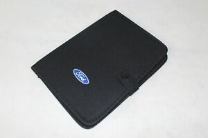 Original Ford Servicemappe - Document Kit With Snap Closure 1450847