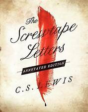 The Screwtape Letters by C. S Lewis #16818 U