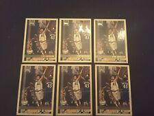 1997-98 Tim Duncan Topps RC Rookie Lot (6) Spurs