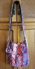 Rising International Shoulder Bag - Multi-colored