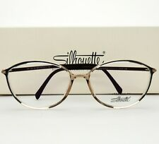 Silhouette Eyeglasses Frame 3502 40 6083 55-15-130 without case