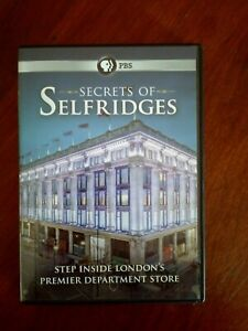 Secrets of Selfridges DVD