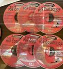 70's Pop KARAOKE CHARTBUSTER ESP474 - 1-6 - 6 KARAOKE DISCS - CDG / CD+G