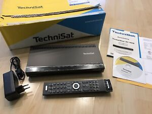 Technisat Technistar S3 ISIO, Digitaler HD-Sat-Receiver, neu und inkl. OVP