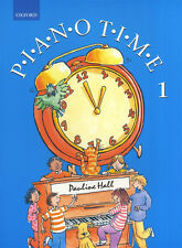 Piano Time 1 Book Sheet Music Tutor Learn How To Play Pauline Hall Easy Beginner