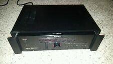ROTEL RSP-1068  SURROUND SOUND 8 CHANNEL PRE-AMPLIFIER PROCESSOR no Remote used