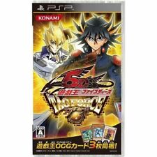 Used PSP Yu-Gi-Oh! 5D's Tag Force 6 SONY PLAYSTATION JAPAN IMPORT