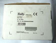 Tally t9120 unità di elaborazione ID NO 043140-ORIGINALE SIGILLATO