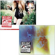 K-pop F(X) - Vol. 3 Red Light - A Version (FX03A)