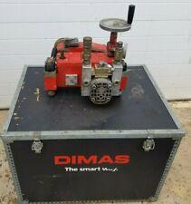 Dimas Ws325 Hydraulic Wall Saw No Power Unit No Track No Blade