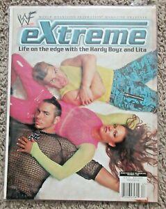 EXTREME HARDY BOYZ AND LITA MAGAZINE WWE WWF WCW BOYS TEAM
