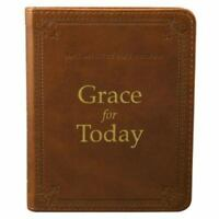 One Minute Devotions Grace for Today Luxleather: By Christian Art Gifts