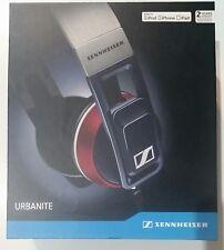 Sennheiser Urbanite Nation Iphone Cuffia Stereo Microfonica Chiusa Rossa
