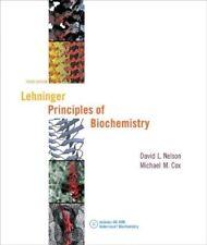 Lehninger Principles of Biochemistry, Third Editio