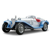 1:18 Alfa Romeo 8C 2300 Spider Touring Diecast Car Model Bburago